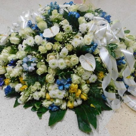 Casket Wreath
