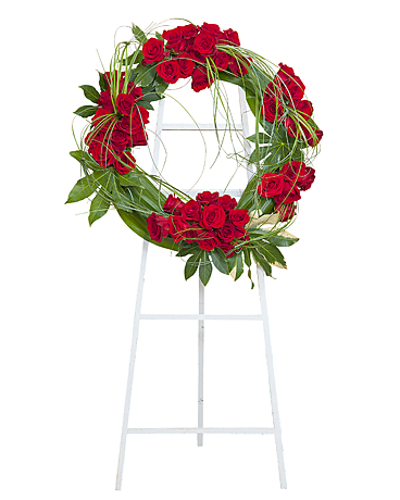 special Love Wreath