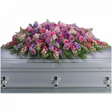 Tribute Casket Spray